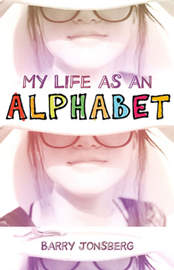 Book cover of My Life As an Alphabet