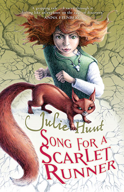 Book cover of Song for a Scarlet Runner