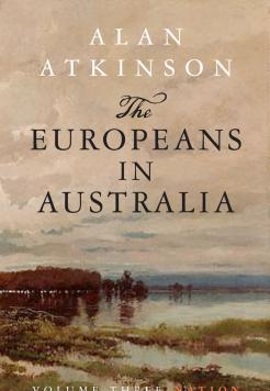Book cover - Europens in Australia Volume Three