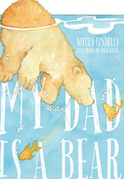 Book cover image: My Dad is a Bear