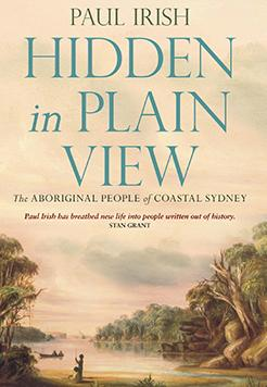 Book cover - hidden in plain view - Paul Irish.