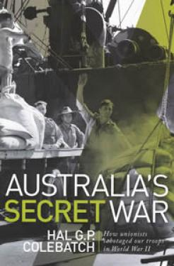 Australias Secret War front cover