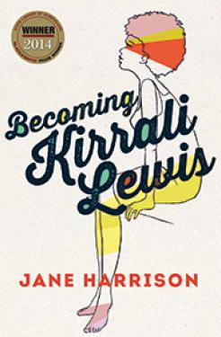 Book cover of becoming kirrali lewis