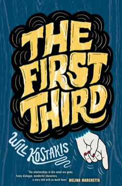 Book cover of The First Third