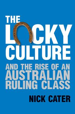 Book cover of The Lucky Culture