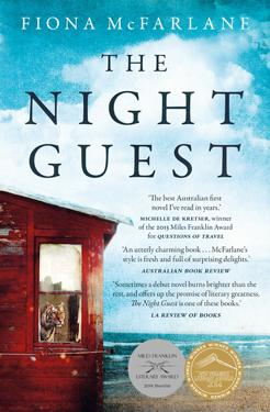 Book cover of The Night Guest