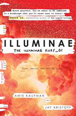 Book Cover of Illuminae