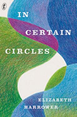 Book cover image: In Certain Circles by Elizabeth Harrower.