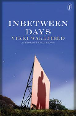 Book cover of inbetween days