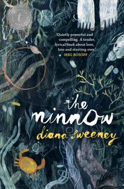 Book cover The Minnow by Diana Sweeney