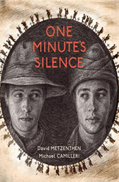 book cover image: One Minute's Silence