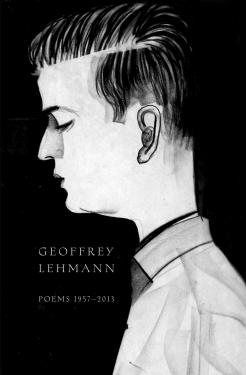 Book cover Poems 1957-2013 by Geoffrey Lehmann