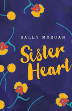Book cover of Sister Heart by Sally Morgan