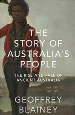 The story of Australia's people—book—Australian history—PMLA 2016