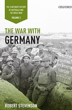 The war with Germany—book—Australian history—PMLA 2016