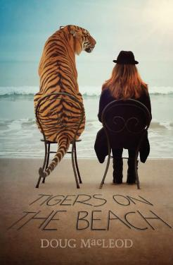 Bookcover of Tigers on the Beach by Dough Macleod