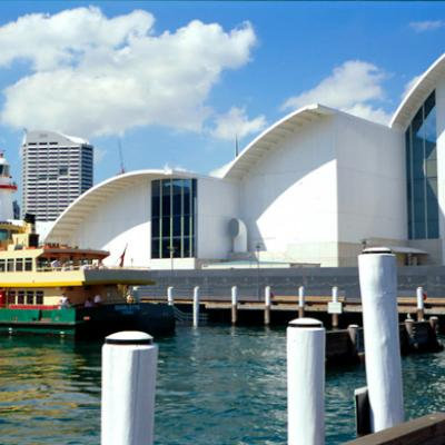 Australian National Maritime Museum at Darling Harbour in Sydney, Australia.