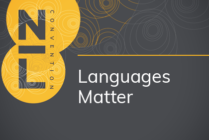 NIL Conference Languages Matter